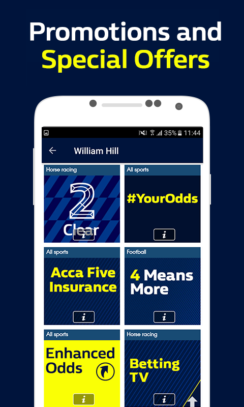 How to use free bets on william hill app how to convert money to bitcoins price
