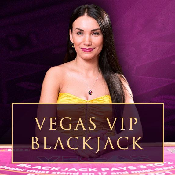 Vegas VIP Blackjack