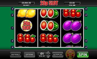20p Slot