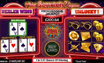 Viva Scratch Vegas