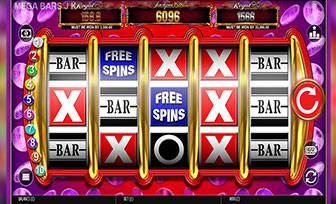 Mega Bars Jackpot King