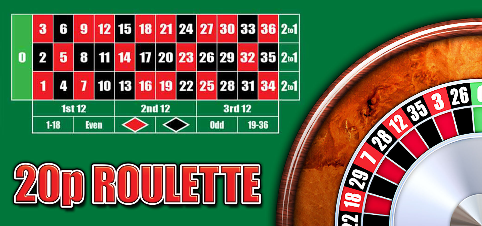 roulette double down method