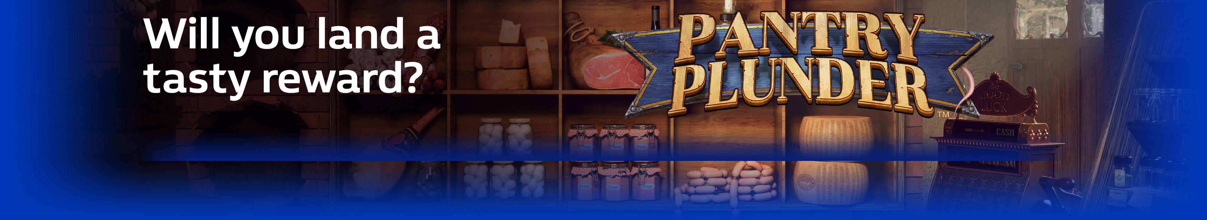 Get a taste of Pantry Plunder