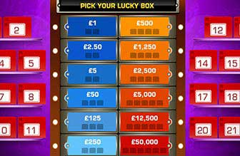 Play Deal or No Deal International at Casino.com UK