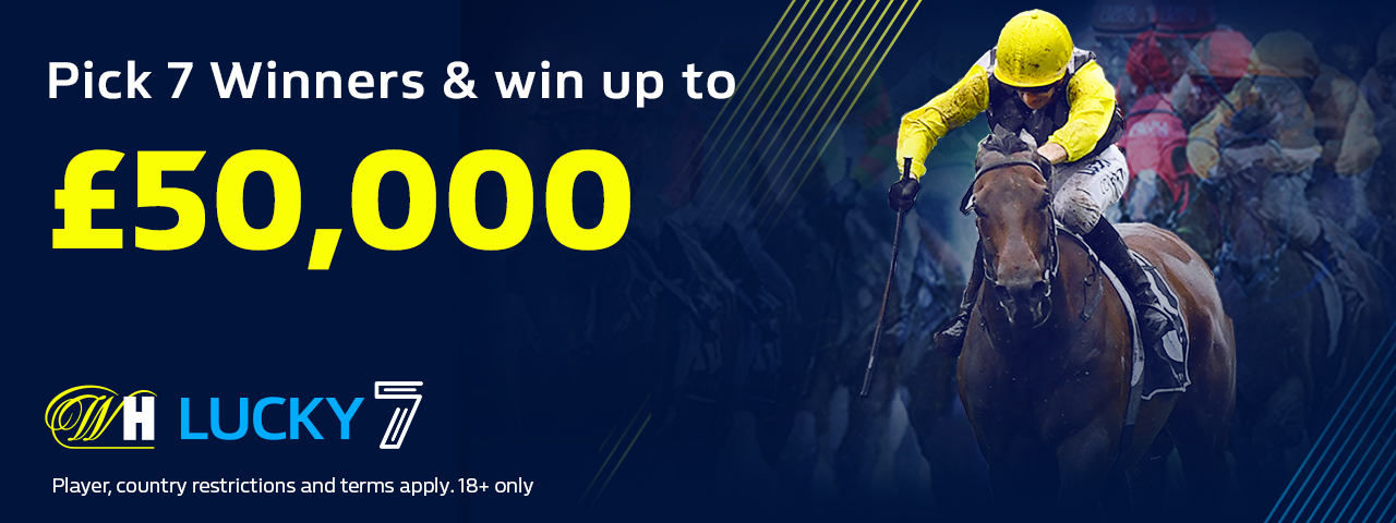 Image result for william hill lucky 7