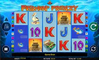 Fishin' Frenzy Jackpot King