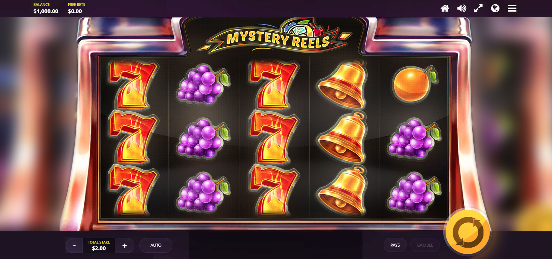 Mystery reels загадочные барабаны игровой автомат официальный