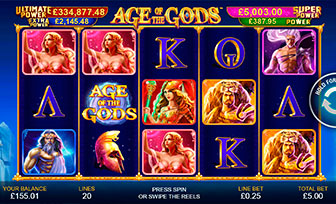 casino with age of gods