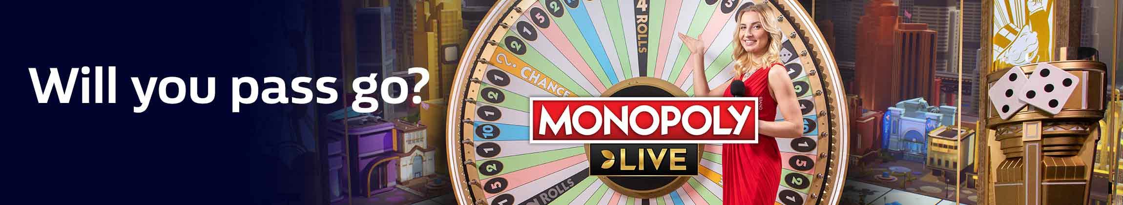 Take a chance on Monopoly Live