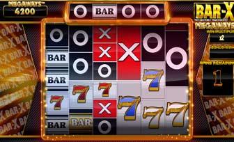 Bar-X Megaways™