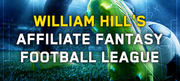 Win big with our Affiliate Fantasy Football League!