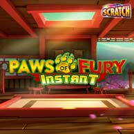 Paws of Fury Instant Win
