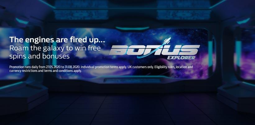 Bonus Explorer