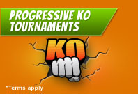 Progressive Knockout Tournaments