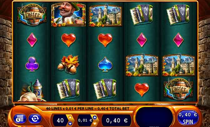 Slot Games At William Hill