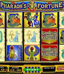 william hill online slots pharaoh s