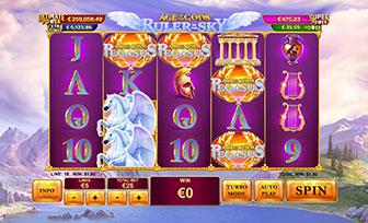 sky casino age of gods