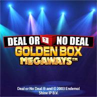 Deal or No Deal Golden Box Megaways